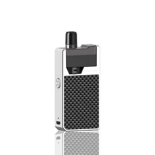 Geekvape Frenzy Pod System Silver Carbon Fiber by Geekvape Toronto GTA Vaughan Ontario Canada | Wicks & Wires Vape Shoppe