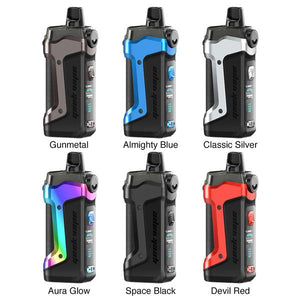 Aegis Boost Plus Pod System by Geekvape Toronto GTA Vaughan Ontario Canada  Wicks & Wires Vape Shoppe