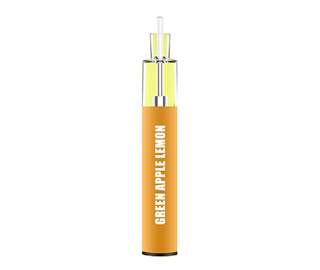 Cool Green Apple Lemon Rechargeable Disposable by Repuff Toronto GTA Vaughan Ontario Canada Wicks & Wires Vape Shoppe