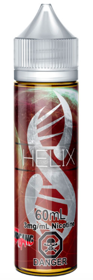 Helix by CloudFire Toronto Ontario Canada Wicks & Wires Vape Shoppe