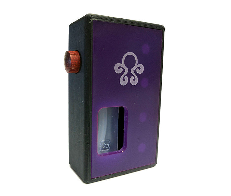 Smoothy Doors for the L'Octopus by Octopus Mods Toronto Ontario Canada Wicks & Wires Vape Shoppe