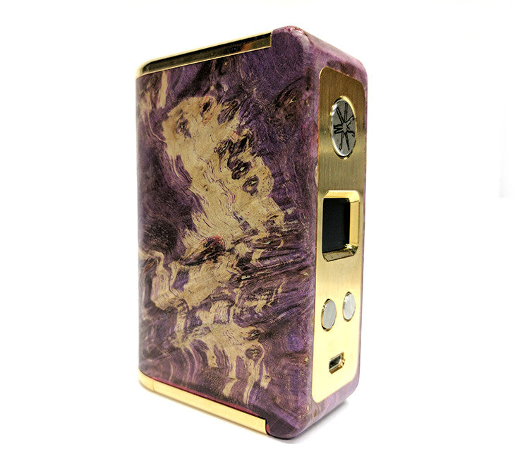 Minikin Kodoma Gold Edition (updated revision) by asMODus Toronto Ontario Canada Wicks & Wires Vape Shoppe
