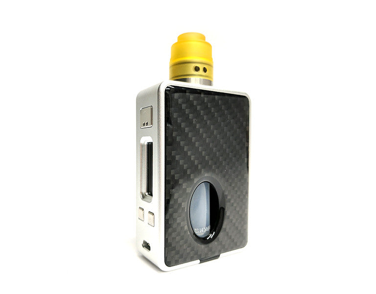 HCigar VT Inbox Kit Powered by Evolv DNA75 - HCigar Toronto Ontario Canada Wicks & Wires Vape Shoppe