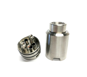 Kennedy 25 Trickster by Kennedy Enterprises Toronto Ontario Canada Wicks & Wires Vape Shoppe