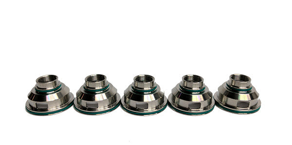 Stainless Steel Inner Cap (Cloud Cap) for DDP One RTA by DDP Vape Toronto Ontario Canada Wicks & Wires Vape Shoppe
