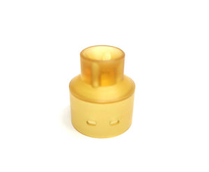 Ultem Cap for The Hadaly RDA by Etobicoke Vapor Industires