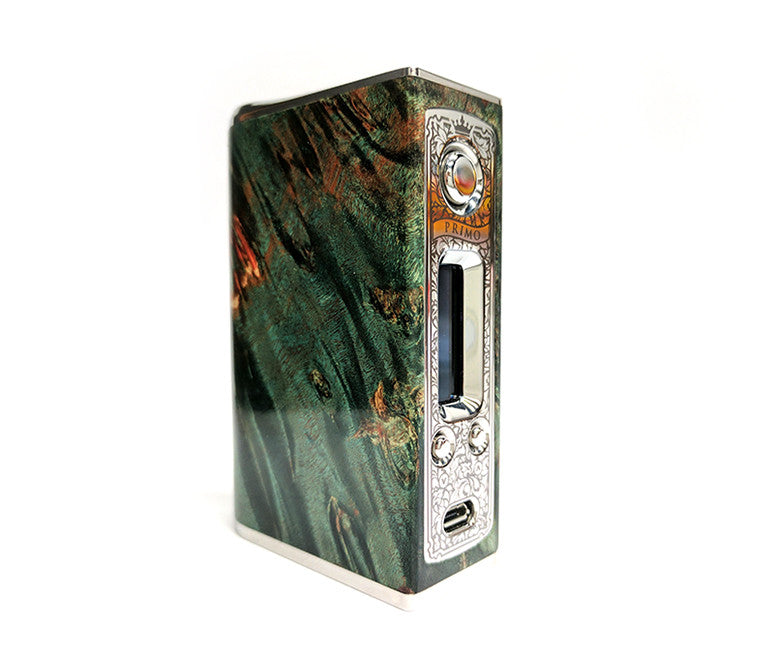 "THE PRIMO Dual ""POWERED BY EVOLV DNA75"" - VICIOUS ANT Toronto Ontario Canada Wicks & Wires Vape Shoppe"