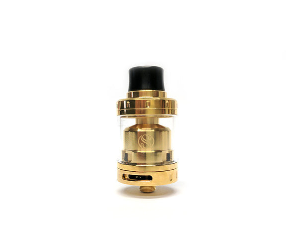 Merlin Mini 24K Gold Limited Edition RTA by Augvape Toronto Ontario Canada Wicks & Wires Vape Shoppe