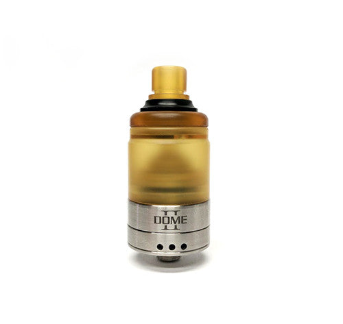 Dome II (v2) RTA / RDA by RJ Mods Toronto Ontario Canada Wicks & Wires Vape Shoppe