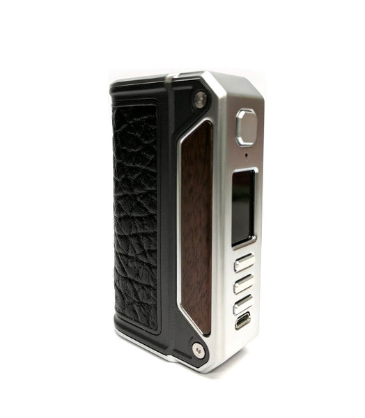 Therion Dual 18650 DNA 75C Color Screen Box Mod byLost Vape Toronto Ontario Canada Wicks & Wires Vape Shoppe