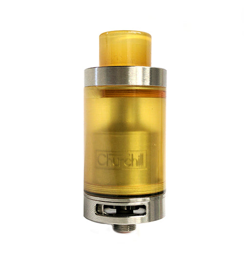 Churchill RTA by E-Apothecary Toronto Ontario Canada Wicks & Wires Vape Shoppe
