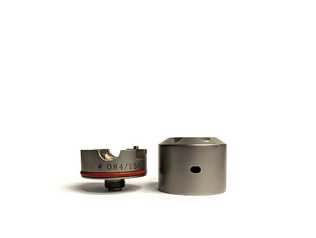 Hussar RDA v1.0 LE by Hussar Vapes Toronto Ontario Canada Wicks & Wires Vape Shoppe