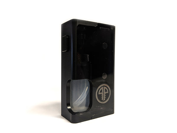SQNK Beater Black Delrin by Proteus Progeks Toronto Ontario Canada Wicks & Wires Vape Shoppe