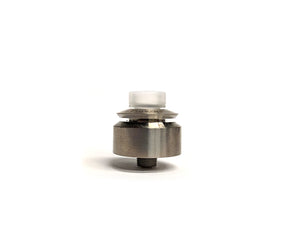 Mikro BF Titanium RDA by Adler Industries Toronto Ontario Canada Wicks & Wires Vape Shoppe