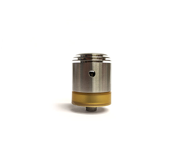 Hussar RDTA+ Rebuildable BF Capable Atomizer by Hussar Vapes Toronto Ontario Canada Wicks & Wires Vape Shoppe