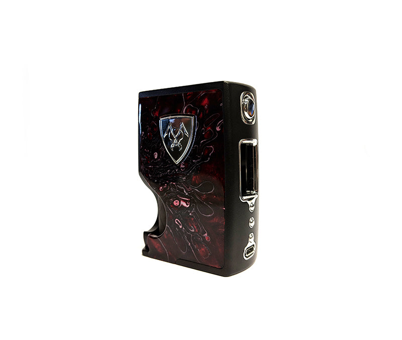 Spade DNA75C Graphite Black 164 by Vicious Ant Toronto Ontario Canada Wicks & Wires Vape Shoppe