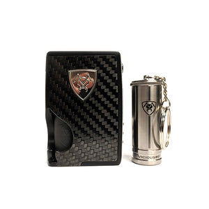 Spade DNA75C CF by Vicious Ant Toronto Ontario Canada Wicks & Wires Vape Shoppe