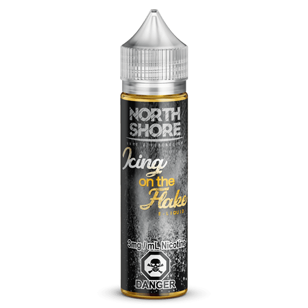 Icing On The Flake by North Shore Vapor Toronto GTA Vaughan Ontario Canada | Wicks & Wires Vape Shoppe