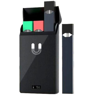 Jili Box Juul Portable Charger by Uptown Tech Toronto Ontario Canada Wicks & Wires Vape Shoppe