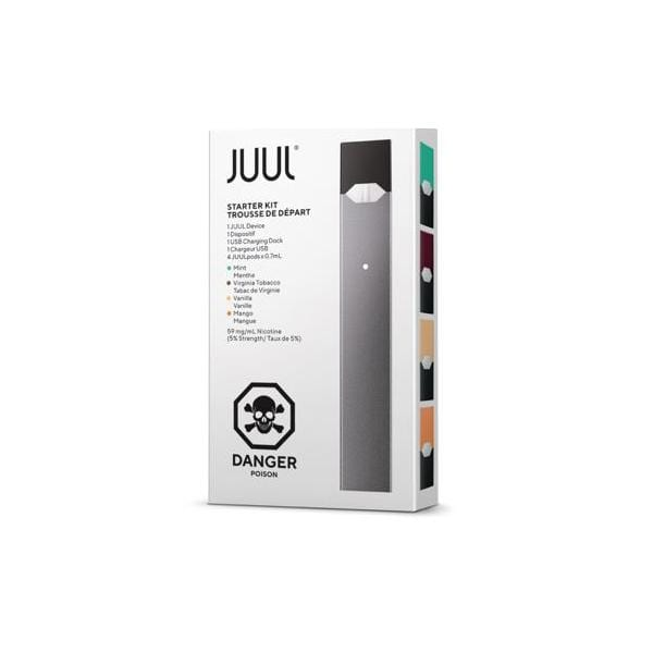 JUUL Starter Kit by JUUL Toronto Ontario Canada Wicks & Wires Vape Shoppe
