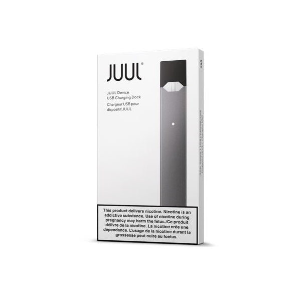 JUUL Device Kit by JUUL Toronto Ontario Canada Wicks & Wires Vape Shoppe