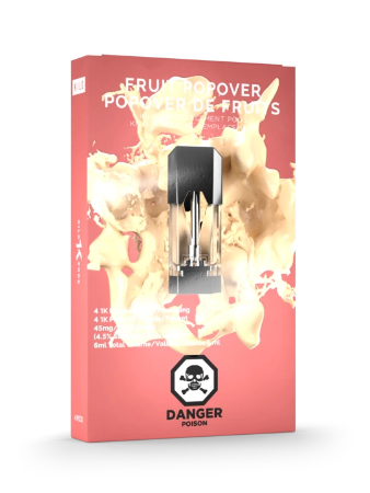 Fruit Popover 1K Pods by Kilo E-Liquids Toronto GTA Vaughan Ontario Canada | Wicks & Wires Vape Shoppe