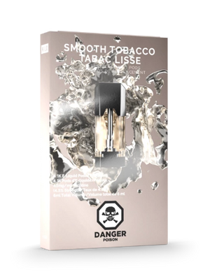 Smooth Tobacco 1K Pods by Kilo E-Liquids Toronto GTA Vaughan Ontario Canada | Wicks & Wires Vape Shoppe