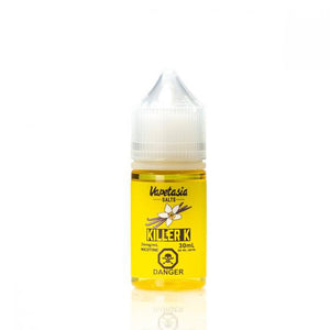 Killer K (Salt Nic) by Vapetasia Toronto Ontario Canada Wicks & Wires Vape Shoppe