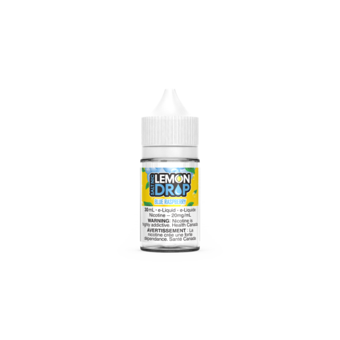 Blue Raspberry by Lemon Drop Salts  Toronto GTA Vaughan Ontario Canada Wicks & Wires Vape Shoppe