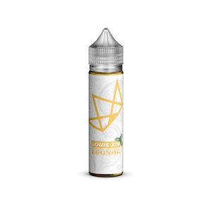 Louis XIV Eggnog by Sovereign Juice Co.  Toronto GTA Vaughan Ontario Canada | Wicks & Wires Vape Shoppe