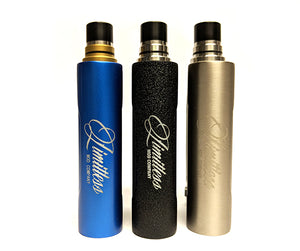 Marquee Box Mod System by Limitless Toronto Ontario Canada Wicks & Wires Vape Shoppe