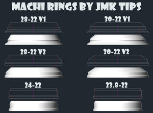 Machi Ring (22mm Inner Diameter) - JMK Tips