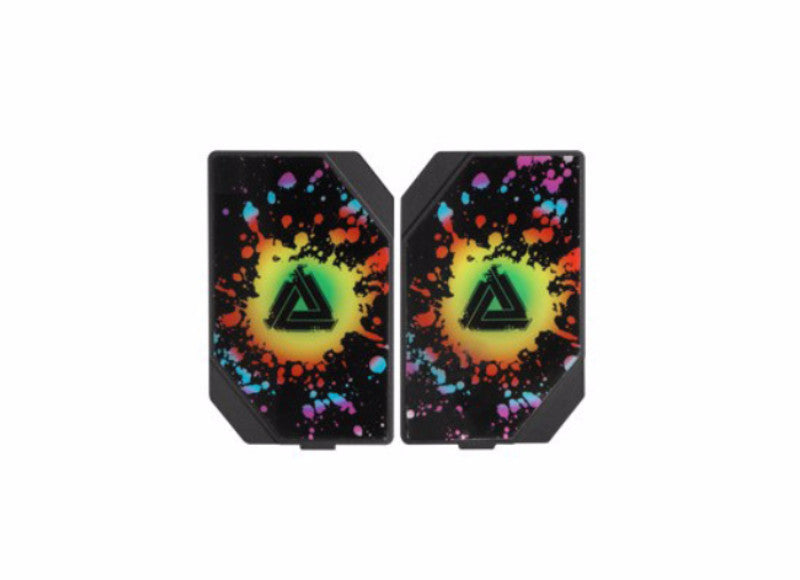Interchangeable Face Plates for the LMC Box Mod by Limitless
