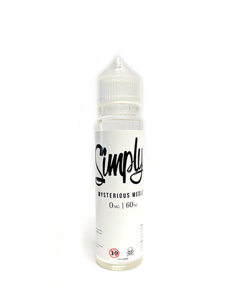 Mysterious Medley by Simply Toronto Ontario Canada Wicks & Wires Vape Shoppe