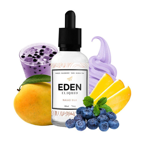 Naiad Silk by Eden Toronto Ontario Canada Wicks & Wires Vape Shoppe