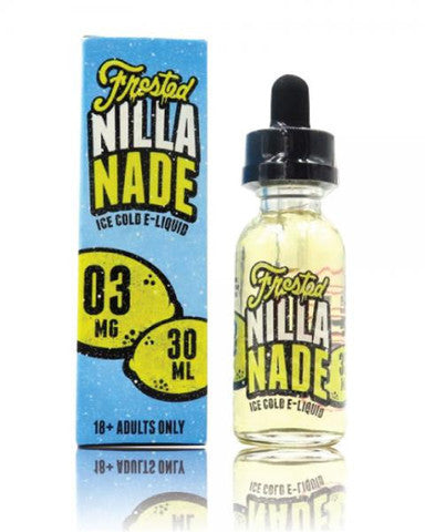 Frosted Nilla Nade - Frosted Vape Co.