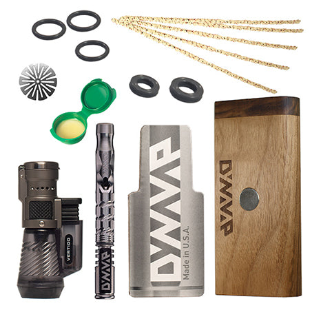 "The ""M"" Starter Pack by Dynavap Toronto GTA Vaughan Ontario Canada Wicks & Wires Vape Shoppe"