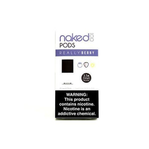 Naked 100 Really Berry Pods by Naked 100 Toronto Ontario Canada Wicks & Wires Vape Shoppe