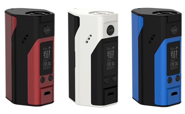 Reuleaux RX200 S - Jay Bo and Wismec