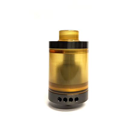"Churchill RTA ""ROBUSTO x OSCURO"" 30mm RTA by E-APOTHECARY Toronto Ontario Canada Wicks & Wires Vape Shoppe"