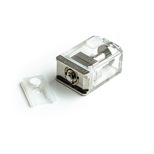 VapeSnail Rebuildable Tank for Boro Mods (Billet Box) by Atmizoo Toronto GTA Vaughan Ontario Canada | Wicks & Wires Vape Shoppe