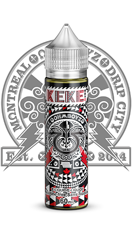 KeKe by Ohmboyz Drip City  Toronto GTA Vaughan Ontario Canada Wicks & Wires Vape Shoppe