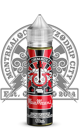 Moo Mooni  by Ohmboyz Drip City Salts Toronto GTA Vaughan Ontario Canada Wicks & Wires Vape Shoppe