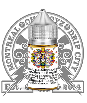 Yucatan by Ohmboyz Drip City Salts  Toronto GTA Vaughan Ontario Canada Wicks & Wires Vape Shoppe