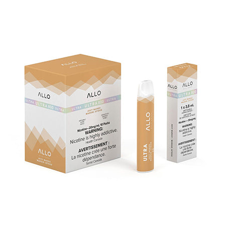 Juicy Mango Allo Ultra Disposable - Allo Vapor