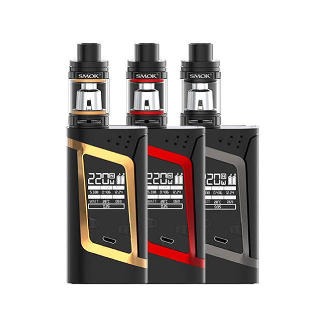 SMOK Alien 220W Kit by SmokTech Toronto Ontario Canada Wicks & Wires Vape Shoppe