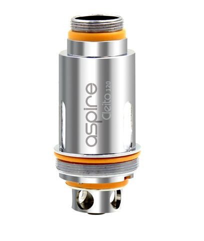 Replacement Coils for the Cleito 120 Sub Ohm Tank - Aspire