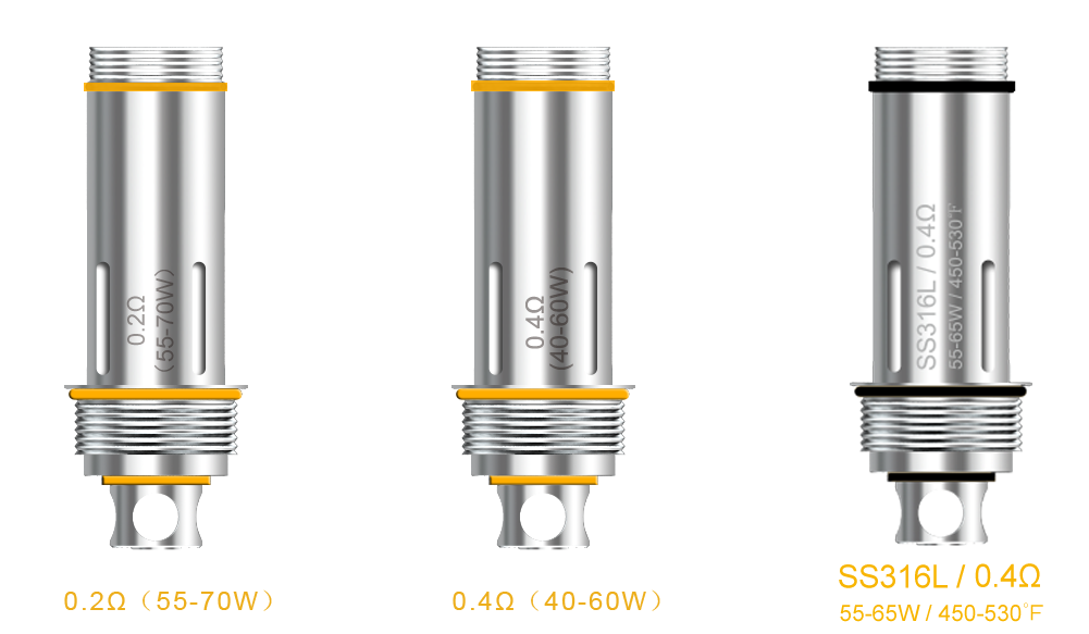 Aspire Cleito Replacement Coils  - Aspire