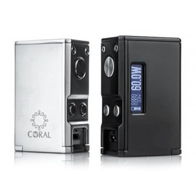 Coral DNA60 Box Mod by Lost Vape Toronto Ontario Canada Wicks & Wires Vape Shoppe