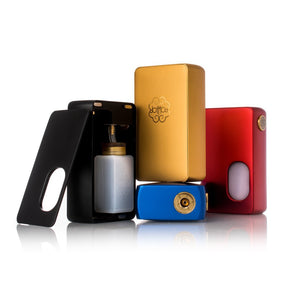 DotSquonk Mechanical Box Mod by dotMod Toronto Ontario Canada Wicks & Wires Vape Shoppe